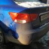 Автомобиль поцарапали во дворе — что делать