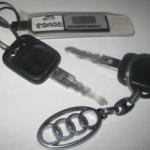 отказ по угону-КАСКО нет двух комплектов ключей