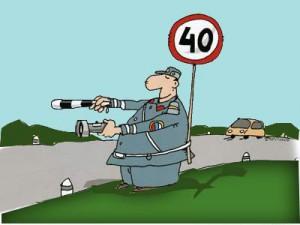 штраф за превышение скорости 2012
