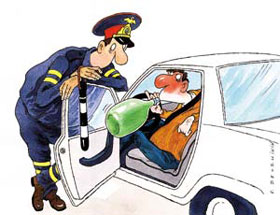 Водитель вправе отказаться дуть в трубочку