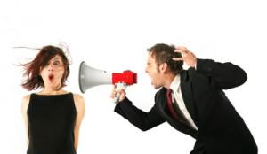 Общение с работниками страховой компании