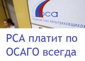 российский союз автостраховщиков отзывы